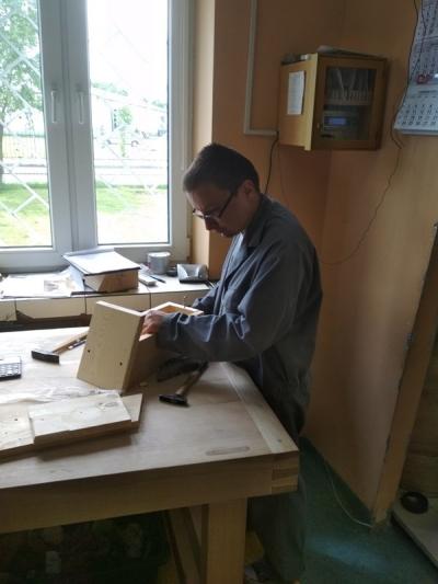 Pracownia stolarska 15