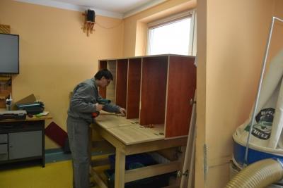 Pracownia stolarska 7