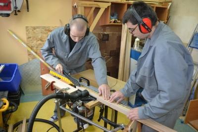 Pracownia stolarska 11