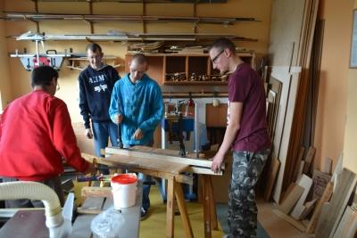 Pracownia stolarska 25