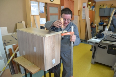 Pracownia stolarska 3