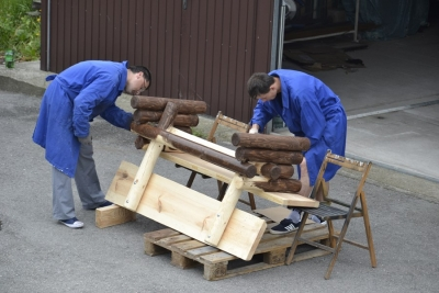 Pracownia stolarska 4