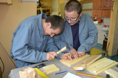 Pracownia stolarska 2